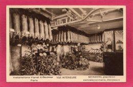 75 PARIS, Installations Vignal & Bodmer, Vue Intérieure, Etablissements H. Lalauze & Cie, La Plus Belle Viande D - Magasins