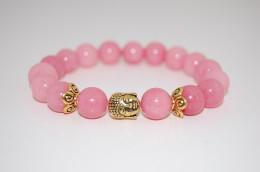 Beautiful Gemstone Beads Bracelet,Stretch Bracelet,Spirituality,Prayer,Yoga,Protection,Man,Woman,Boho,Folk,Gift - Bracelets
