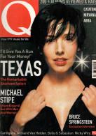 Q May 1999 - Music For Life  N° 152 Bruce Springsteen Nirvana Abba Catatonia Michael Stipe Texas - Art