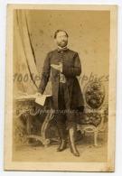 CDV L. Angerer Photographie, Wien. Portrait D'un Homme. - Sin Clasificación