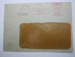 1942 , Berlin   , Freistempel  Auf   Brief - Deutschland