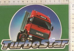 PO4877D# ADESIVO STICKERS - CAMION IVECO TURBO STAR - Camion