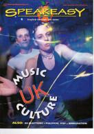 Speakeasy Volume XXIII N° 1 - 09/10/2000 -Music UK Culture -Dancers In A World Of Their Own -TBE - - Livres, BD, Revues