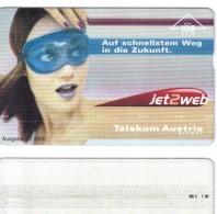 TWK05  ÖSTERREICH  TELEFONWERTKARTE Gebraucht  SIEHE ABBILDUNG - Oesterreich