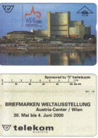 TWK09  ÖSTERREICH  TELEFONWERTKARTE Gebraucht  SIEHE ABBILDUNG - Oesterreich