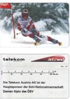 TWK14  ÖSTERREICH  TELEFONWERTKARTE Gebraucht  SIEHE ABBILDUNG - Oesterreich