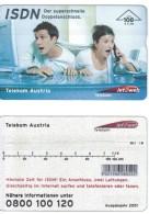 TWK15  ÖSTERREICH  TELEFONWERTKARTE Gebraucht  SIEHE ABBILDUNG - Oesterreich