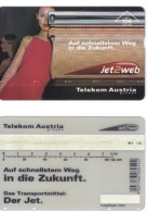 TWK19  ÖSTERREICH  TELEFONWERTKARTE Gebraucht  SIEHE ABBILDUNG - Oesterreich