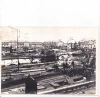 ZZ-5 -photo Photographie De Presse -1918 Ile Heligoland V Boat Allemands  -sousmarin -guerre - Krieg, Militär