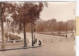 ZZ-7 -photo Photographie De Presse - Paris  France Pont Solferino Va Disparaitre 1959