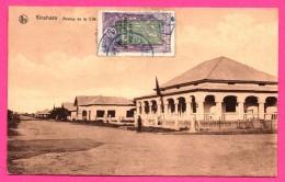 Kinshasa - Avenue De La Cité - Animée - Photo ANDRÉ - Édition NOGUEIRA & Cie - NELS - 1929 - Kinshasa - Léopoldville