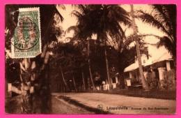 Léopoldville - Avenue Du Roi Souverain - Photo E. NOGUEIRA & Cie - NELS - 1931 - Kinshasa - Léopoldville