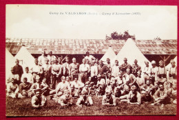 CPA-CAMP DE VALDAHON-25-DOUBS-CAMP D'AEROSTIER (1922) - France