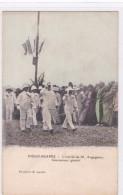 Madagascar - Diègo-Suarez - L'arrivée De M. Augagneur, Gouverneur Général - Madagascar (1960-...)