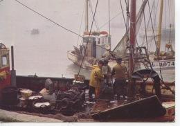 Granville : Retour De Pêche Par Temps De Brume (n°9 Artaud) Métiers - Granville