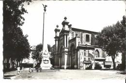 Aix-en-Provence - Église De La Madeleine - Aix En Provence
