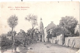 St Saturnin Aveyron Environs De Millau  TTB - France
