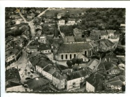 CP   BAINS LES BAINS (88) VUE GENERALE - Bains Les Bains