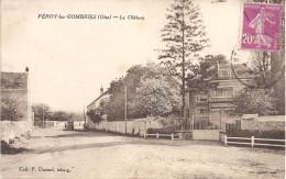 60 - PEROY-LES GOMBRIES - Le Château - Autres Communes