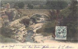 LE BAR (LIGNE DU SUD) - LE PONT SAINT-JEAN - Autres Communes