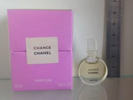 CHANEL CHANCE Parfum 1,5 Ml - Miniatures Modernes (à Partir De 1961)