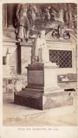 Van Lint, Pisa CDV Vintage Albumen VIA PALESTRO N°1647 Tirage Albuminé 6,5x10,5 Circa 1890  N°2 - Antiche (ante 1900)