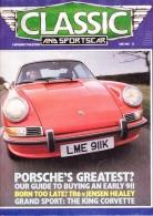 CLASSIC AND SPORTSCAR - JUNE 1985 - PORSCHE 911S - Trasporti