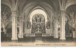 COESMES - Intérieur De L'église - 663bis - France