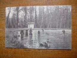 """Carte Assez Rare , Orsay , L'hiver Patinage Sur Le Lac """""""" Carte Animée """""""" - Orsay"""