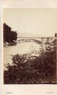 FABRE   TORINO C D V   Pont  état Photo Impeccable - Old (before 1900)