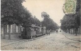 78 - POISSY - 199 - La Côte - TRAM - ND Phot. - Bon état - Poissy