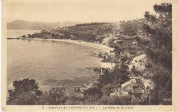Environs Du Lavandou ,la Baie De Saint Clair - Le Lavandou