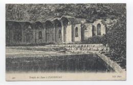 Tunisie--ZAGHOUAN--Le Temple Des Eaux**SCANS RECTO VERSO **C37 - Tunisia