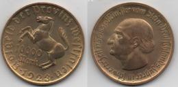 + ALLEMAGNE + 10000. MARK 1923 +Diamètre 45 Mm - [ 3] 1918-1933 : Weimar Republic