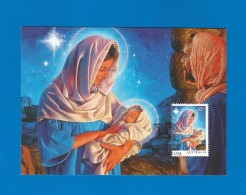 Australien 2011 Mi.Nr. 3635 , The Virgin Mary - Christmas - Maximum Card - First Day 31 OCT 2011 - Maximumkarten (MC)