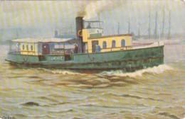 Hamburger Hafenfaehrboot Harbor Boat - Tugboats