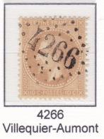 GC 4266 Sur 28 - Villequier-Aumont (2 Aisne) - 1849-1876: Periodo Classico