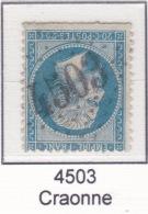 GC 4503 Sur 22 - Craonne (2 Aisne) - 1849-1876: Periodo Classico