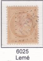 GC 6025 Sur 59 - Leme (2 Aisne) - 1849-1876: Periodo Classico