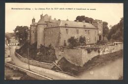 M. CPA - ECAUSSINNES LALAING - Le Château Fort Du XII E Siècle Restauré Et Transformé En Musée  // - Ecaussinnes