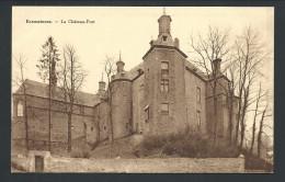 M. CPA - ECAUSSINNES LALAING - Le Château Fort  // - Ecaussinnes