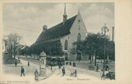 CH BALE / Clarakirche / - BS Bâle-Ville