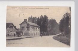 Cpa Circuit De La Sarthe Vers BOULOIRE 1906 Apres Les Detours D´Ardenay Hotel Du Lion D´Or - Ed Cocu - Bouloire