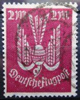 ALLEMAGNE EMPIRE                 PA 9                 OBLITERE - Airmail