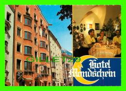 INNSBRUCK , AUSTRIA - HOTEL MONDSCHEIN - - Innsbruck