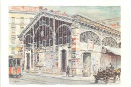 CPM 38 - Grenoble - La Halle Sainte Claire Au Début Du Siècle - Grenoble