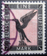ALLEMAGNE EMPIRE                 PA 32                OBLITERE - Airmail