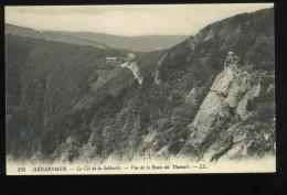 88 Vosges Gerardmer 155 Le Col De La Schlucht Vu De La Route Du Thaneck LL - France