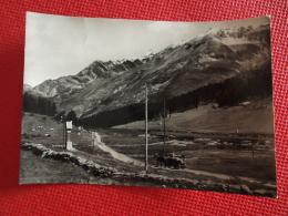 Campodolcino La Casa Alpina Di Motta 1958 Sondrio Animata Con Carretto - Altre Città