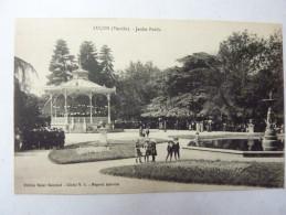 Luçon - Vendée - Jardin Public - Lucon